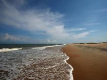 N.C. beaches popular with vacationers
