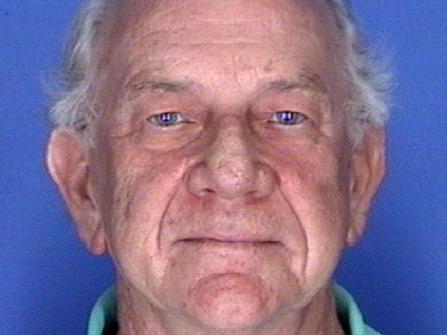 Former Rep. Cary Allred's DWI mug shot