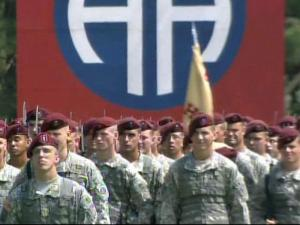 A former brigade commander in the 82nd Airborne Division is taking over the famed North Carolina-based unit.