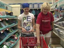 N.C. shoppers getting sales-tax break
