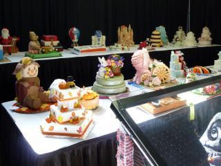 NC State Fair cake decorating contest