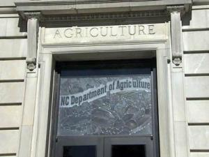 State agriculture department