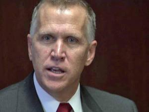 Thom Tillis of Mecklenburg County was nominated by fellow Republicans to be the next speaker of the North Carolina House.