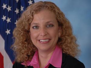 Florida congresswoman Debbie Wasserman Schultz