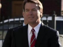 John Edwards at court