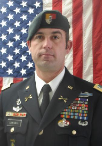 Chief Warrant Officer Edward Cantrell