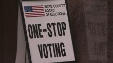 voting, early voting, one-stop voting, vote