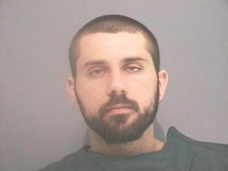 This photograph of Nathan Summerfield was taken after his arrest Aug. 15, 2012.