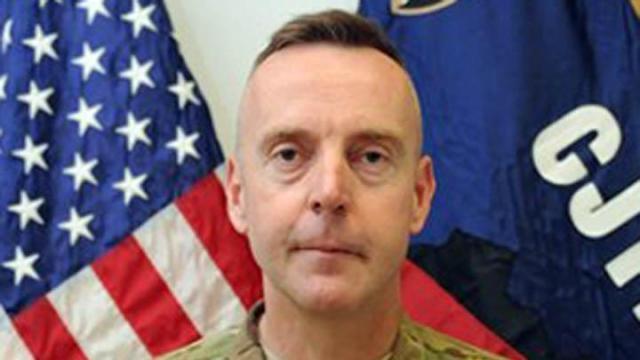 Army Brig. Gen. Jeffrey A. Sinclair