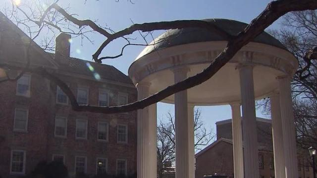 Old Well at UNC-Chapel Hill