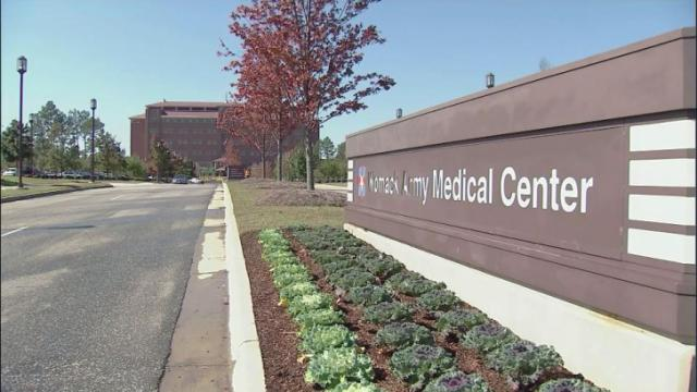 Inappropriate and offensive' graffiti found in Fort Bragg medical