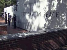 Camp Lejeune memorial to Beirut bombing victims