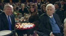 IMAGES: Trump, Palin, McCrory help Billy Graham celebrate 95th birthday