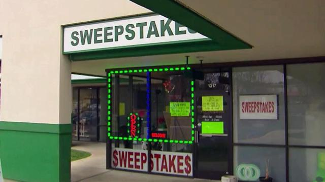 Six sweepstakes companies to cease operations in NC :: WRAL com