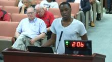 IMAGES: Fayetteville mayor wants curfew for youth
