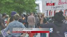 Durham rally