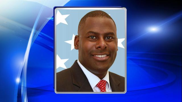 Hasan Harnett was elected as chairman of the North Carolina Republican Party on June 6, 2015. Photo taken from harnettforchair.com.