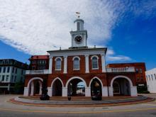 Fayetteville Market House