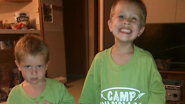 According to CBS-affiliate WBTV, Shawn Fuller is accused of shooting and killing his 3-year-old and 4-year-old sons before turning the gun on himself. (WSOC/Facebook)