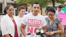 IMAGES: Durham teen released from immigration custody shares story for first time