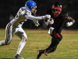 Middle Creek advances with 49-30 win over Garner