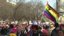 IMAGES: Thousands attend 'Moral March' in Raleigh on host of issues