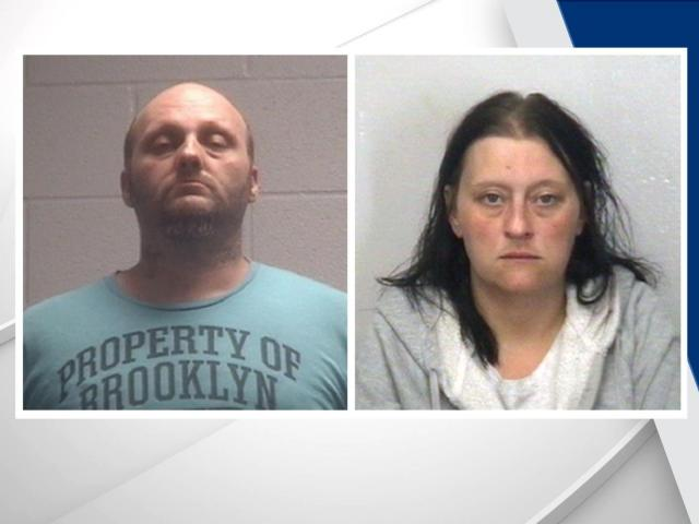 34-year-old Steven Dean and 34-year-old Morgan Conn :: WRAL com