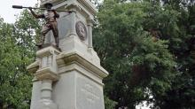 IMAGES: Take a tour of the NC Capitol's Confederate monuments