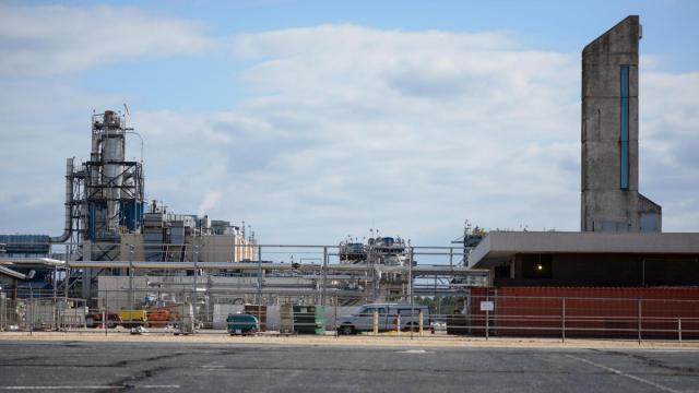 Chemours Plant, Fayettville, NC