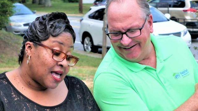 Khadijah Shabazz, Mike Campbell lead the dedication