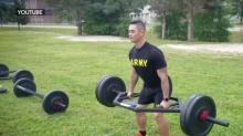 IMAGE: No more sit-ups: Army revises PT test to reflect battlefield challenges