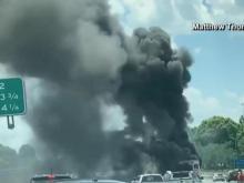 Fiery Crash Coverage :: WRAL com