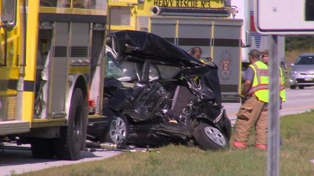 Crash at Ohio highway intersection kills North Carolina pair :: WRAL com