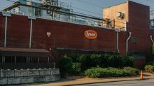 IMAGES: COVID-19 outbreak details at meat packing plants limited as confirmed case numbers grow