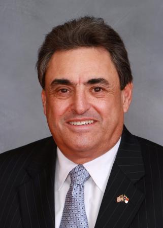 State Sen. Bob Rucho, R-District 39 (Mecklenburg)