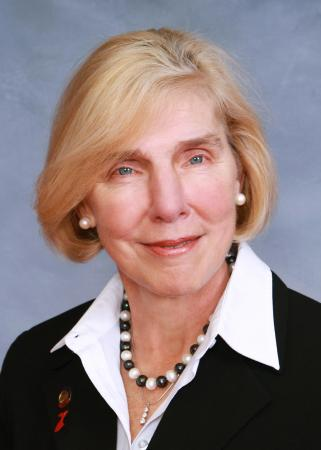 State Rep. Becky Carney, D-District 102 (Mecklenburg)