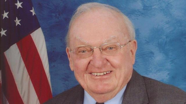 U.S. Rep. Howard Coble, R-District 6