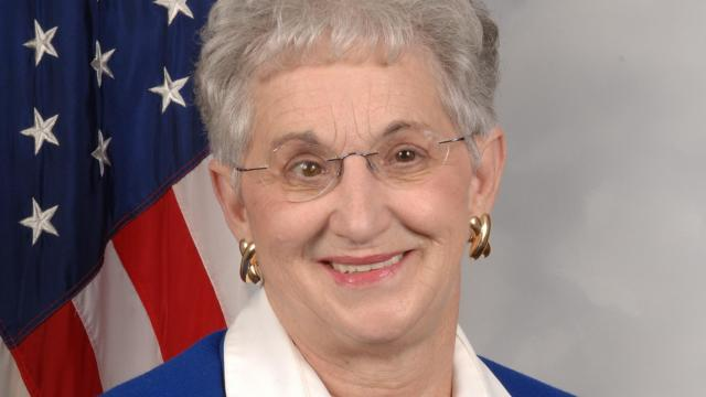 5th District Congresswoman Virginia Foxx