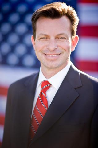 State Rep. Tim Moffitt, R-District 116 (Buncombe)