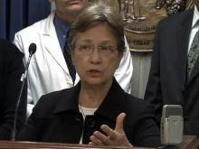 Web only: Democrats rail against health reform bill