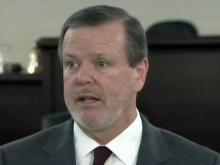 Berger discusses NC budget, tort reform