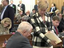 Budget plan pushes Perdue to consider veto