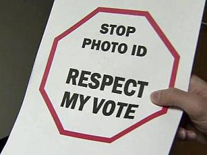 Voter ID debate heats up