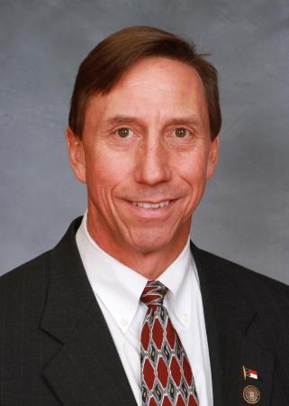 State Sen. Rick Gunn, R-District 24 (Alamance, Randolph)