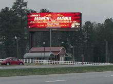 Opponents lining up against billboard bill