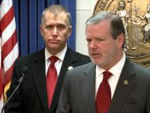 Statehouse GOP press conference, Mar 29 2011