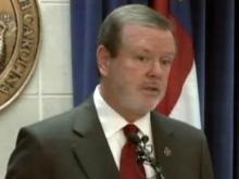 Berger blames Dems for job losses