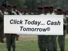 Defense Department, military families at odds over loans bill