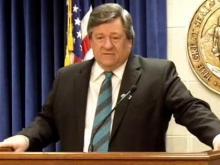 Senate Minority Leader Martin Nesbitt
