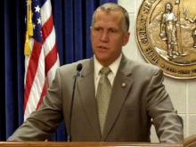 Tillis on unemployment impasse, tax cuts